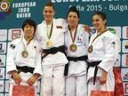 Джудо шампионката Ивелина Илиева мечтае за Олимпиада