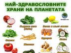 Здравословното хранене вече не е само мода